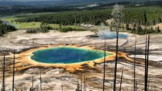 Exploring the Wonders of the Yellowstone National Park