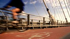 La prima autostrada per biciclette #energYnnovation #terra