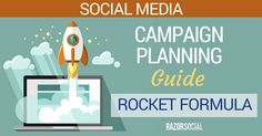 The Rocket Formula #Guide for #smm #campaign planning http://rtag.co/jxhe
