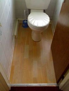 How to install laminate flooring over concrete slab in 2018 home pinterest flooring for Installing laminate flooring in bathroom