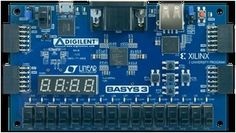 This course helps each the Xilinx and Altera FPGA improvement boards. VHDL and FPGA