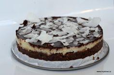 Brazilská Dieta - shoďte 10 kg za 1 měsíc! Vegan Cake, Raw Vegan, Cheesecake, Good Food, Paleo, Food And Drink, Gluten Free, Pudding, Sweets