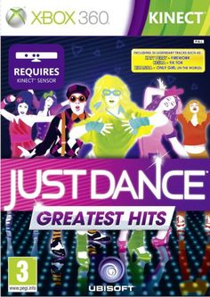 Just Dance: Greatest Hits  http://connect.collectorz.com/games/database/xbox-360/just-dance-greatest-hits