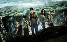 2014 Movie The Maze Runner HD Wallpaper
