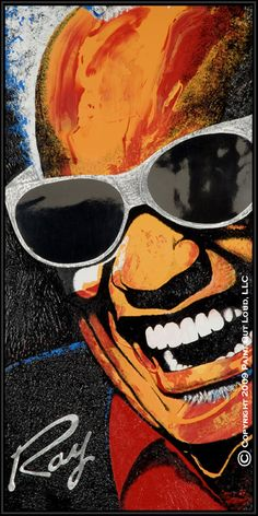 Ray Charles (childhood obsession)