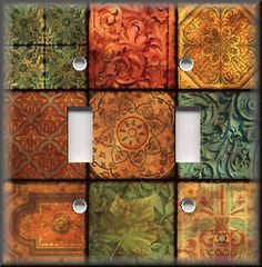 green and copper decor - Google Search