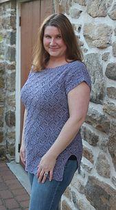 Ravelry: Jirachi (Sweater) pattern by Karen Clark