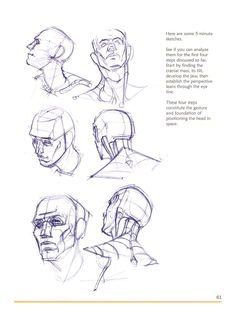 Figure Drawing_ Design and Invention - Michael Hampton