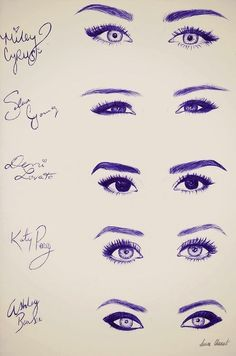 Celeb eyes :)