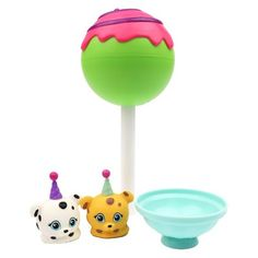 Cakepop Squishy Foam Cuties Series 1 Style 2 NEW Colors May Vary