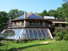 The adventures of leaving New York City, what ecovillages are, and why they're important.