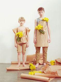 Série mode : Atelier botanique | MilK - Le magazine de mode enfant