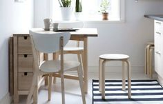 Small Space Ideas from an IKEA Kitchen