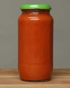 Bloody Mary Pasta Sauce