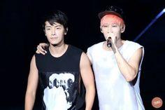 Donghae and Eunhyuk @ Super Show 5 Taiwan