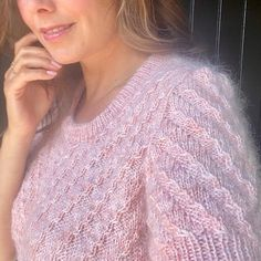 %-diamondsandpearlssweater— Shop-popknit Summer Sweaters, Knit Sweaters, Circular Needles, Pattern Design, Knit Crochet, Knitting Patterns, Feminine, One Piece, Shopping