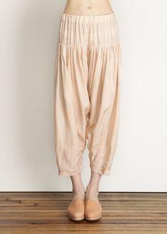 No. 6 Panama Pant (Blush)