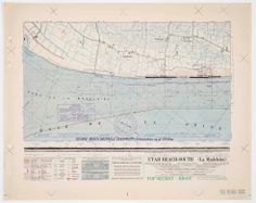 Today's Document — usnatarchives: Omaha Beach and Utah Beach were. D Day Map, 101st Airborne Division, E Day, Paratrooper, National Archives, Before Us, Cartography, World War Ii, Wwii