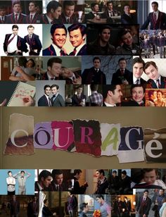 Courage :)