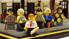 SHAUN OF THE DEAD LEGOS.  YES!!!!!!