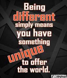 31 Best Famous Being Different Quotes And Sayings Images Images Of