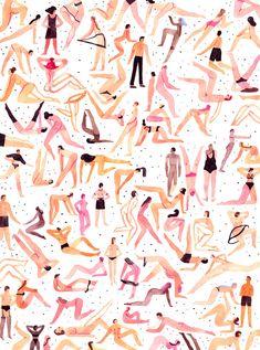 American Illustration Profiles: Monica Ramos