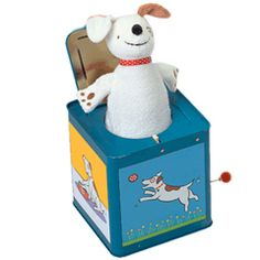 Jack the Dog Jack in the Box Toy Baby Toys, Kids Toys, Discovery Kit, Jack In The Box, Toy 2, Toys Online, Toys Shop, Toy Boxes, Educational Toys