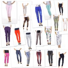 Finding the perfect pair of women's pants can be hard.  Daisystyle.store has a notable collection that will give you effortlessly cool appeal, timeless transcendence and feminine charm. Combining exclusive prints, stand-out embellishments, electric hues and muted shades, picking the perfect pair for your pins has never been so easy! Adopt a luxe, ladylike look with floral tapered pants or capris, a soft blouse and strappy sandals, teamed with dainty jewellery and your favourite clutch. For a…