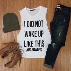 Discovered by lexy_iz_life c; Find images and videos about fashion, style and grunge on We Heart It - the app to get lost in what you love. Casual Outfits, Summer Outfits, Cute Outfits, Autumn Outfits, Fashion Outfits, Fashion Trends, Beyonce, Grunge, Vogue