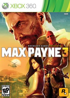 Max Payne 3 for Xbox 360 | #videogamesiwant