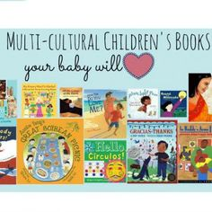 7 Multicultural Children's Books for Baby's Worldly Library