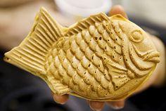 Japanese Shaped Fish Cake