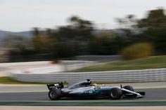 ルイス・ハミルトン 「このクルマからすべてを引き出すのはチャレンジ」  [F1 / Formula 1]