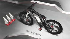 Audi Unveils High Performance Wörthersee E-Bike!