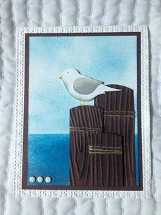Hey, I found this really awesome Etsy listing at https://www.etsy.com/listing/161266991/seagull-on-moorings-card-with-stampin-up
