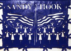 Assault, Sandy Hook by JOAN SKELTON SMITH