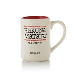 Disney Hakuna Matata - Encouragement Mug | Hallmark