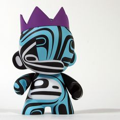Steve Smith, Painted MUNNY: The King