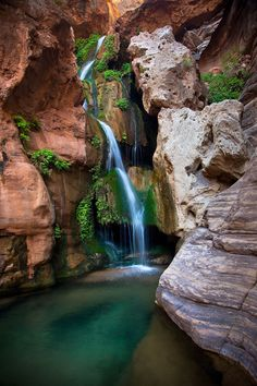 Elves Chasm   Elves Chasm - Grand Canyon Arizona   Suzanne Mathia   Flickr