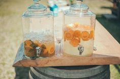 Dispensers Mason Jar Lamp, Tub, Table Lamp, Beautiful Things, Party, Home Decor, Bathtubs, Table Lamps, Decoration Home