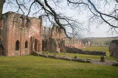 The Furness Abbey @ Barrow-in-Furness, Cumbria (UK)