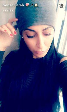 Kenza Farah, Beanie, Hats, Fashion, Moda, Hat, Fashion Styles, Beanies, Fashion Illustrations