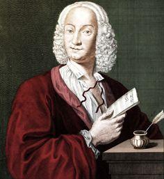 Antonio Vivaldi c. 1708 [1678-1741] - Colourized photo, Roger Viollent Collection / Getty Images