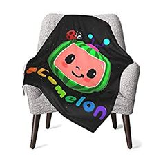 Perfect for your Baby and Nursery Co-co-me-lo-n Baby Blanket Double Layer Blanket Super Soft Receiving Blanket for Crib, Stroller, Travel, Decorative 3040inch,Co-co-me-lo-n Baby Blanket Double Layer Blanket Super Soft Receiving Blanket for Crib, Stroller, Travel, Decorative 3040inch, Material :This baby blanket is made of high quality plush polyester fabric, which is soft and breathable...