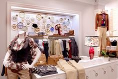 Tommy Hilfiger, New York | Visual Merchandising and Store Design