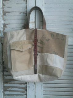 DSC 0047 Old Jeans, Tote Bags, Hand Bags, Creations, Tela, Leather Craft 9bca0d274c