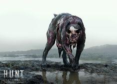 Hunt: Showdown – Hellhound by Artem Shumnik