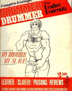 Drummer Magazine Issue 1