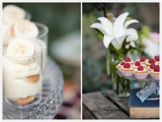 Mini banana puddings - wish I'd had this recipe BEFORE my Southern brunch