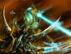 StarCraft · Rage of the Zerg by black dragon85